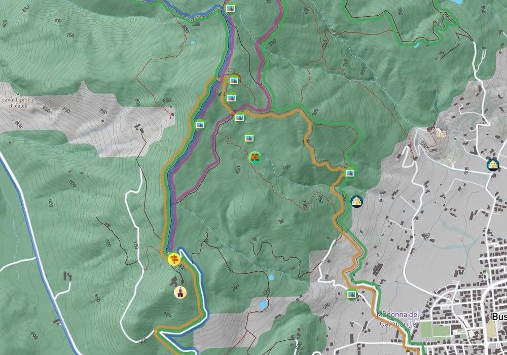 MTB Monte Pagliano